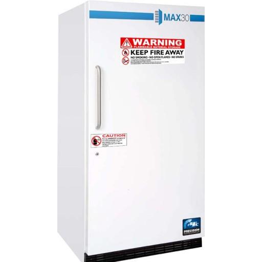 Réfrigérateurs et congélateurs de laboratoire pour le rangement des matières inflammables