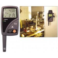Enregistreur d'humidité/température 4 canaux