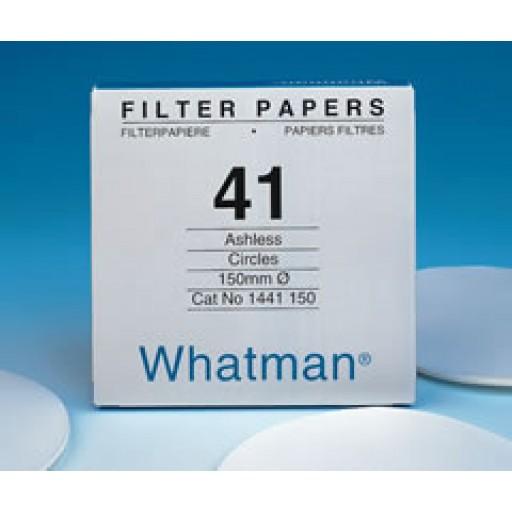 Papiers filtres quantitatifs de Whatman