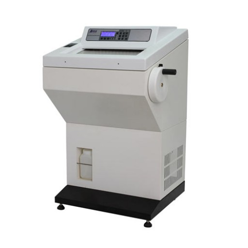 Microtome à cryostat semi-automatique