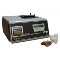 Chocolate temper meter