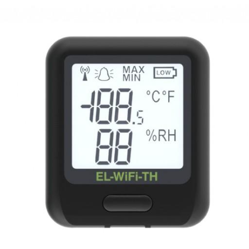 Enregistreurs de température et humidité avec WiFi