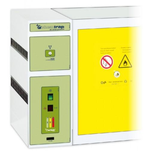 Système de filtration pour armoires de sécurité