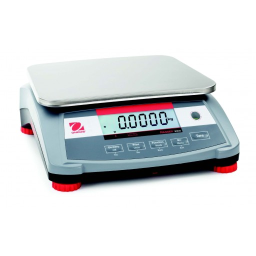 Compact Bench Scales