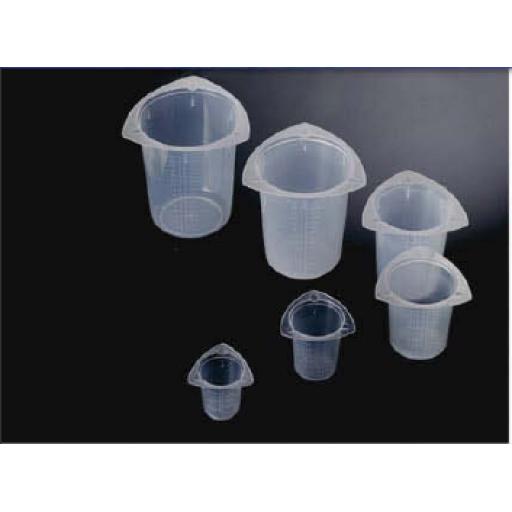 Tri-Cornered Beakers