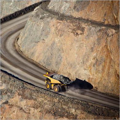 Environnement minier