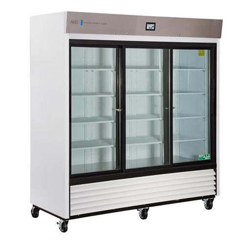 Glass and Solid Door Laboratory Refrigerators