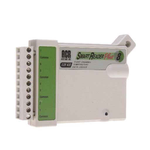 Enregistreur de température à 8 canaux