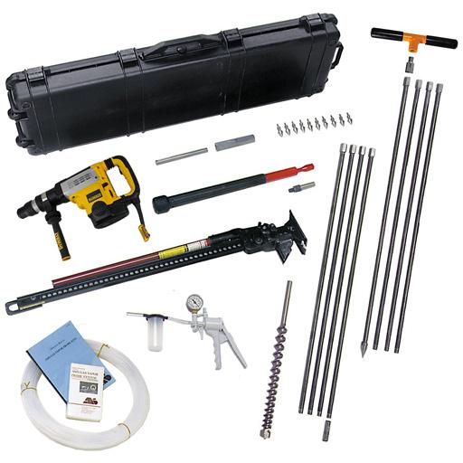 Gas Vapor Probe Kit  with Dedicated Tips
