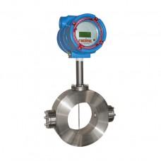 Débitmètre à vortex pour gaz