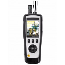 Air Particle Counter + Gas Detector