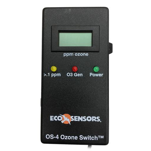 Moniteur et régulateur d'ozone