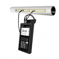 P117 Portable Ultrasonic Flowmeter