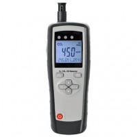 O2, CO, CO2, temperature and humidity data logger