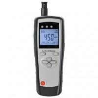 Lecteur enregistreur O2, CO, CO2, temperature et humidité.