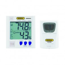 Wireless Temperature / Humidity Meter