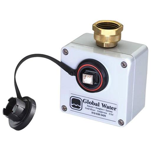 Enregistreur de la pression d'eau
