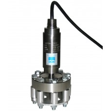 Capteur de niveau pour station de pompage des eaux usées