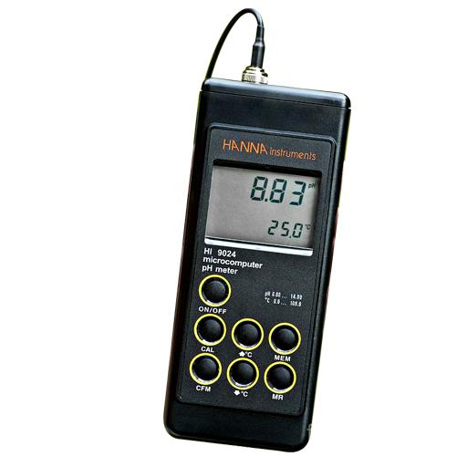Waterproof Ph Meter Environment Geneq