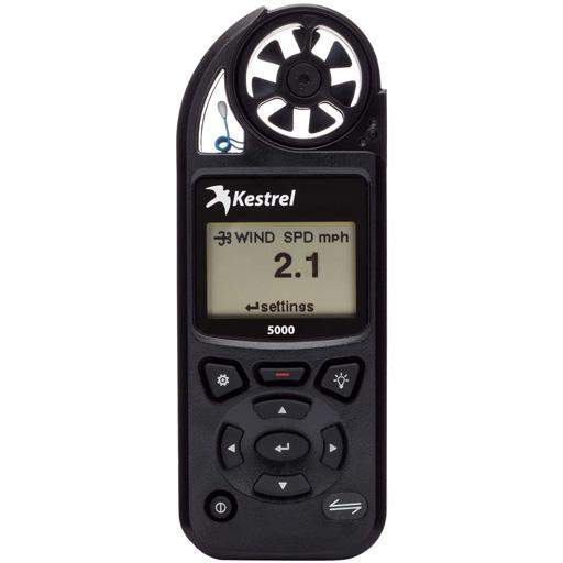 Station météo portative Kestrel - 5000