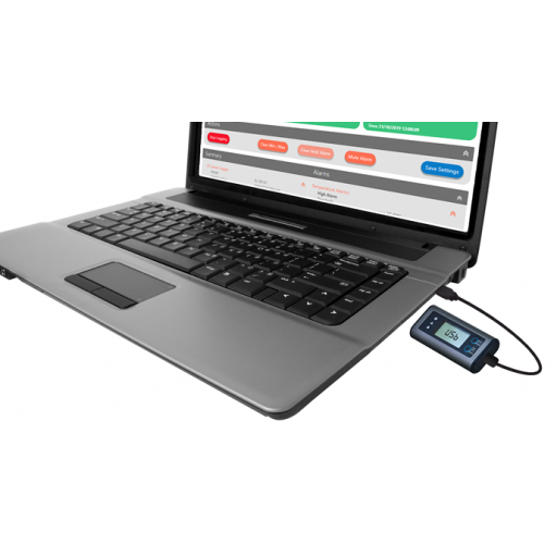 Enregistreur USB de température, humidité, pression