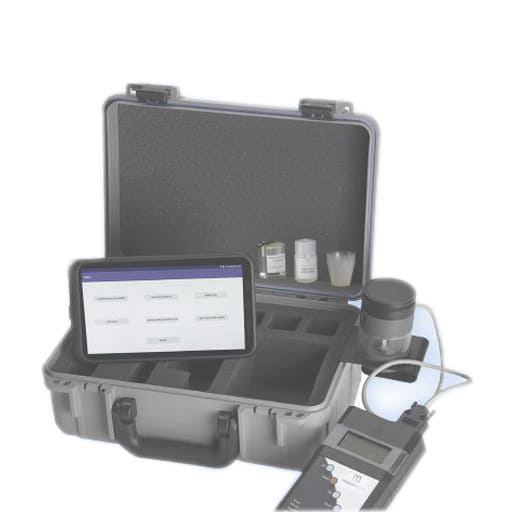 Analyseur portable MicroTrace PDV