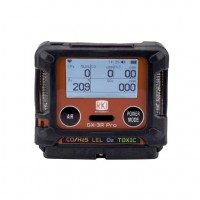 GX-3R Pro 5 Gas Monitor LEL/O2/H2S & CO/SO2