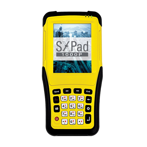 Collecteur de données GPS SXPad 1000P