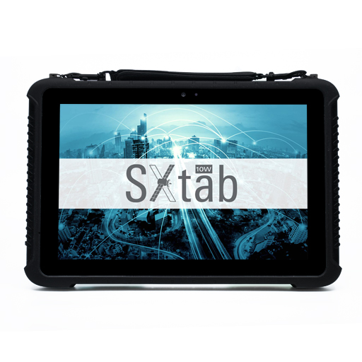 """10"""" Rugged Tablet"""