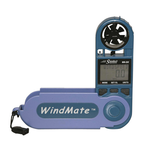 Wind Meter with Wind Direction