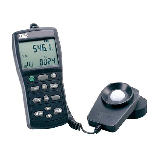 Luxmètre enregistreur