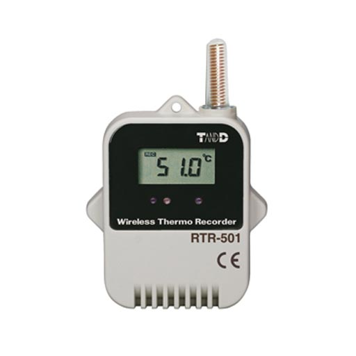 Wireless Temperature Data Loggers TandD - RTR-501