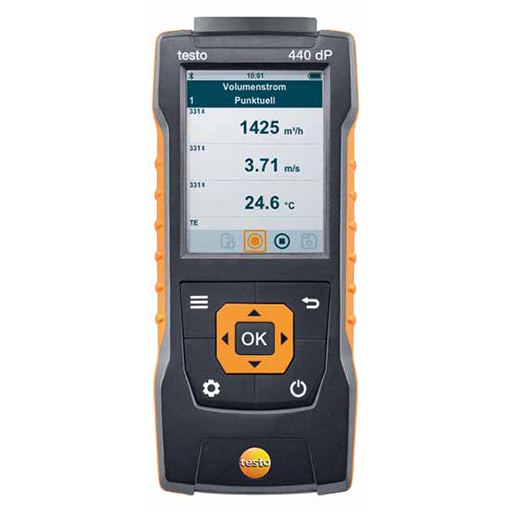 Air velocity and IAQ meters