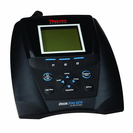 pH / Dissolved Oxygen Benchtop Multiparameter Meter
