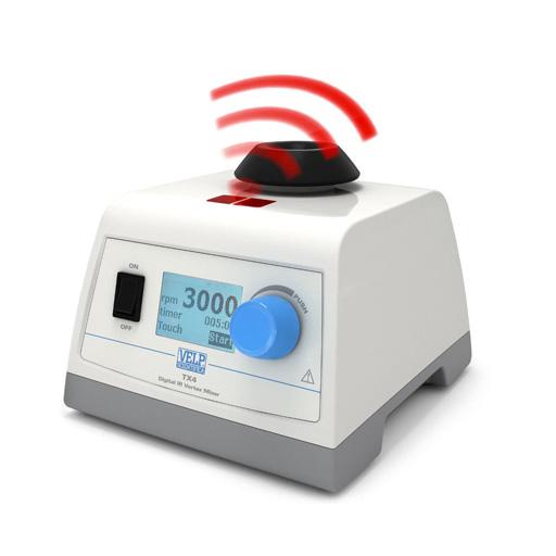 Digital Vortex Mixer with IR Sensor