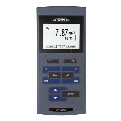 Oxygen Portable Meter