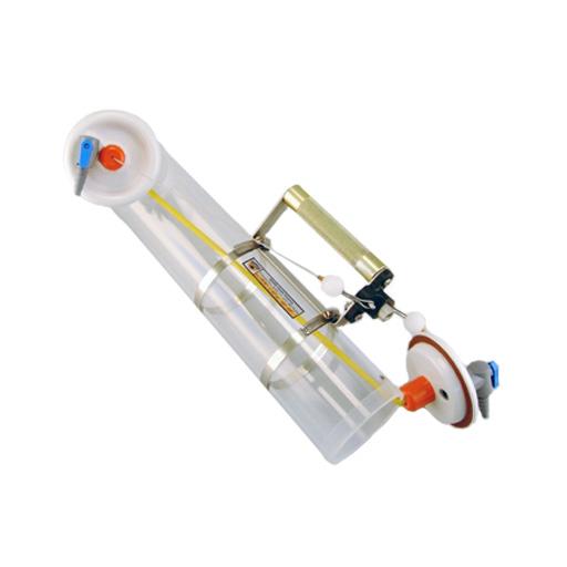 Bouteilles d'échantillonnage d'eau verticale