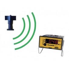 Afficheur avec alarmes pour anémomètre sans fil