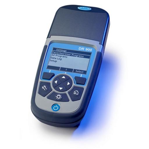 Colorimètre portable et robuste pour le terrain