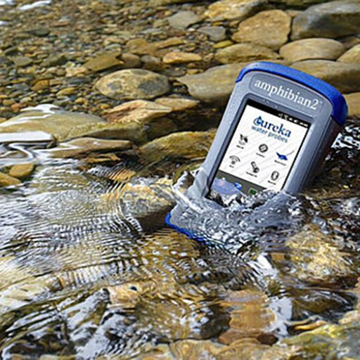Sonde multiparamètres de la qualité de l'eau