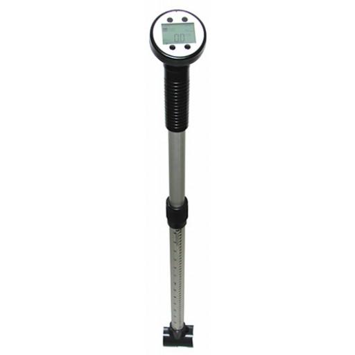 Water Velocity Meter : Digital water velocity meter flow probe environment geneq