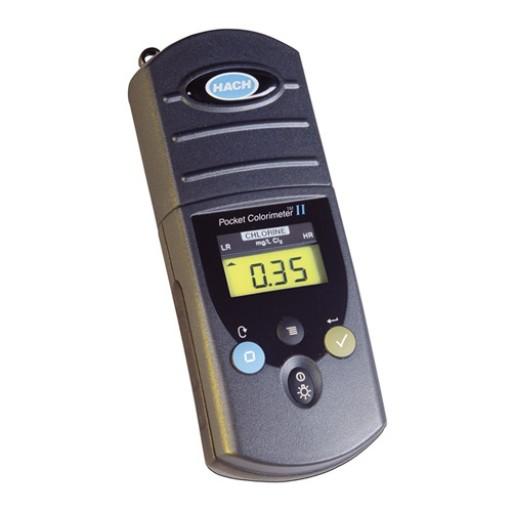 Pocket Colorimeter for phosphates
