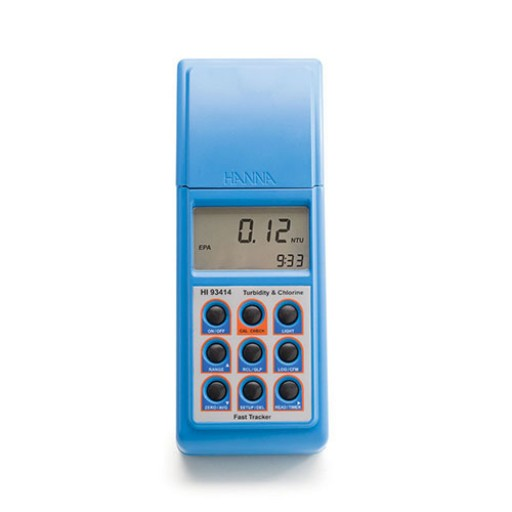 Portable Turbidity and Chlorine Meter