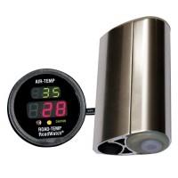 Système de mesure de la température de la chaussée et de l'air