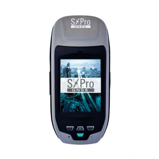 Handheld Computer with GNSS
