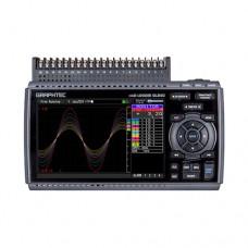 Enregistreur multicanaux avec écran couleur