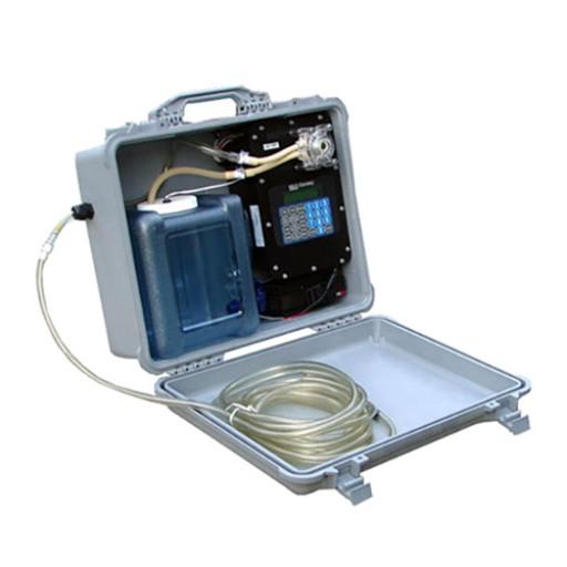 Échantillonneur péristaltique portable