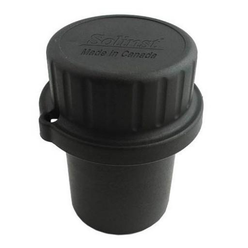 Locking Well Caps