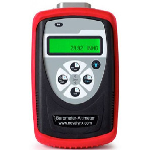 Handheld Digital Barometer and Altimeter