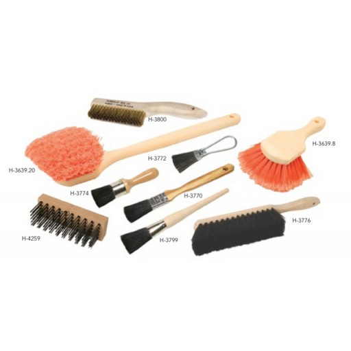 Brushes for Sieve and Wire